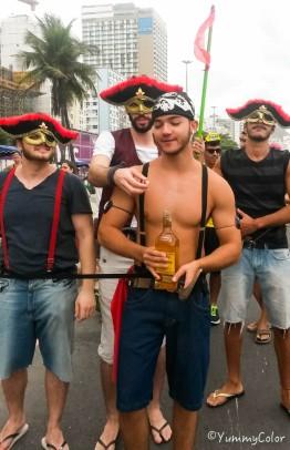 Les pirates sont matinaux